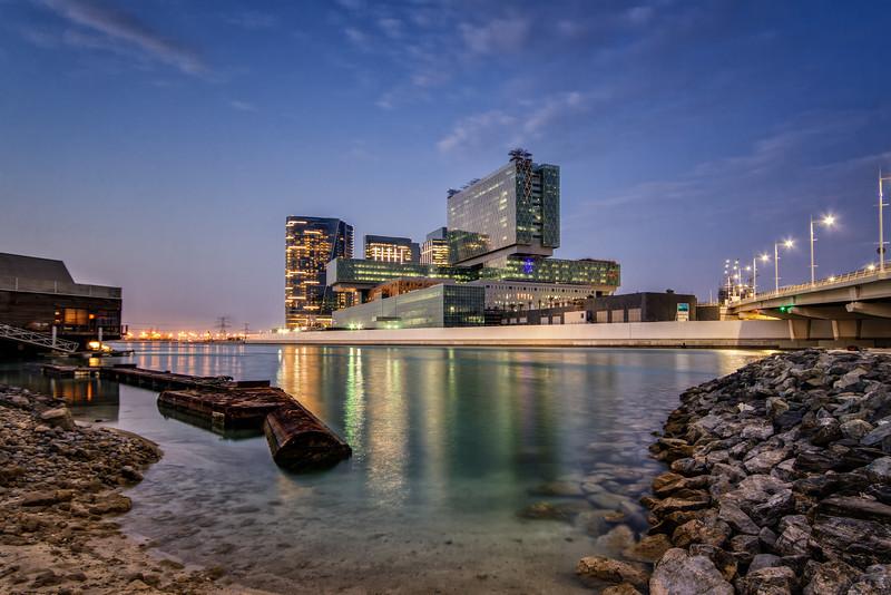 Cleveland Hospital in Abu Dhabi