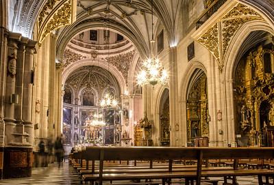 Santo Domingo Church - Granada