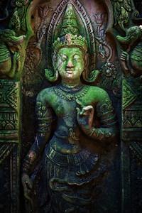 Terracotta Statue - Thailand